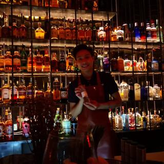 Drinking&Healing Bar, Ho Chi Minh