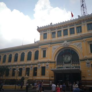 La Gare centrale, Ho Chi Minh