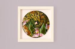Floral Sphere 7