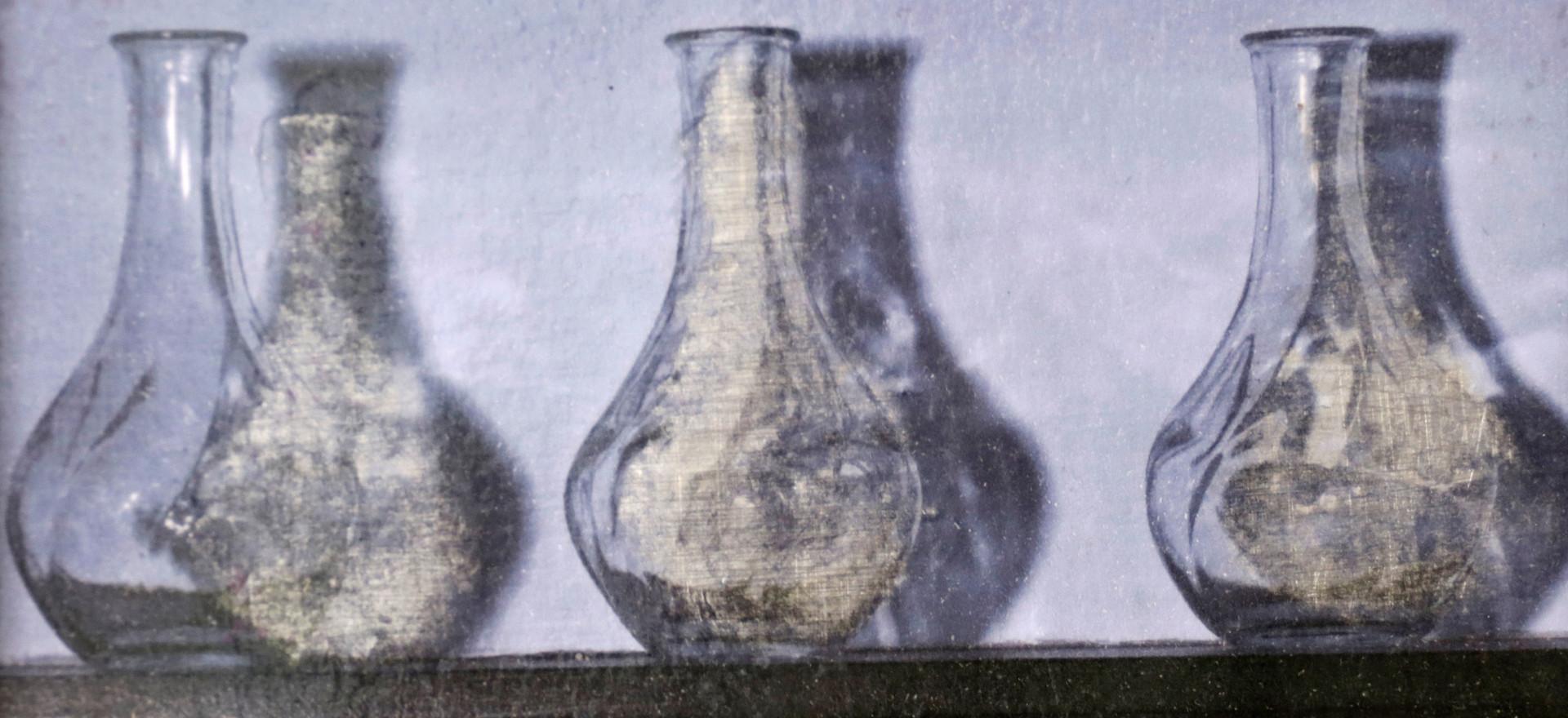 Glass Vases 2- image