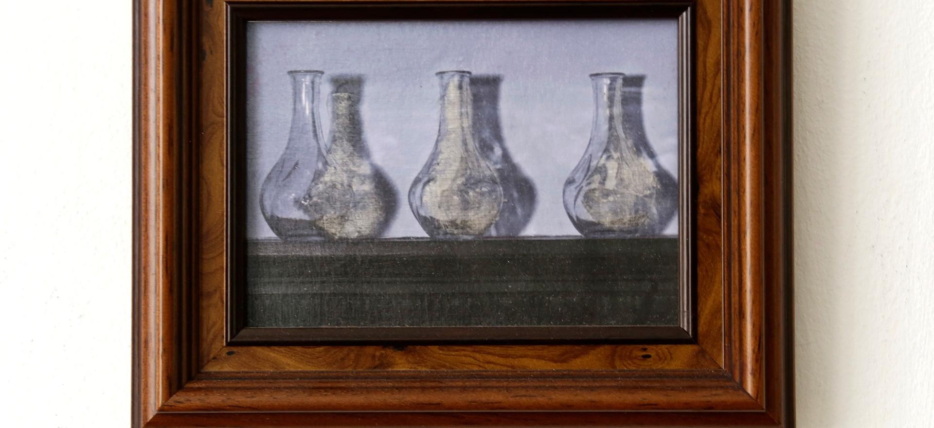 Glass Vases 2  Sold