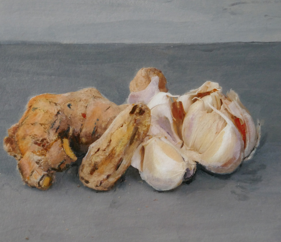 Garlic and Ginger 1