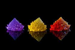 Fragmented Aureole