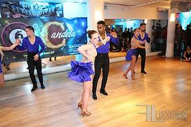 Danse, Salsa et Bachata avec Camille Revel