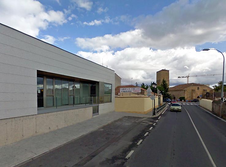 Laboratorio Sanidad Animal Ávila