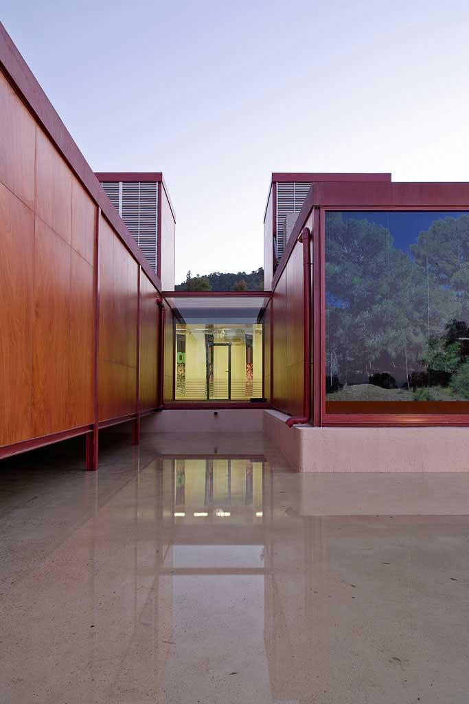 Centro Visitantes El Valle