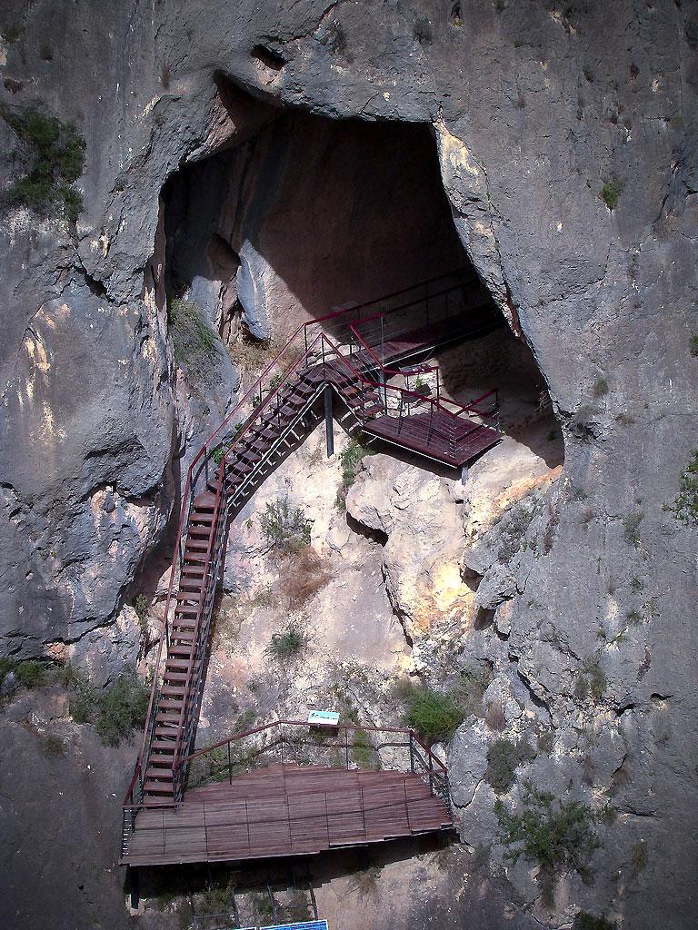 Cueva-Sima de la Serreta