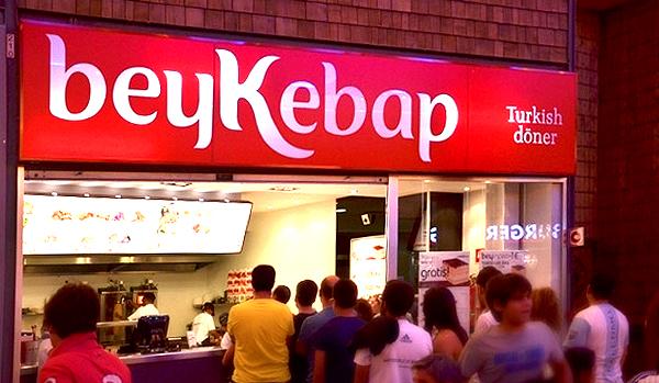Restaurante BeyKebab Toledo