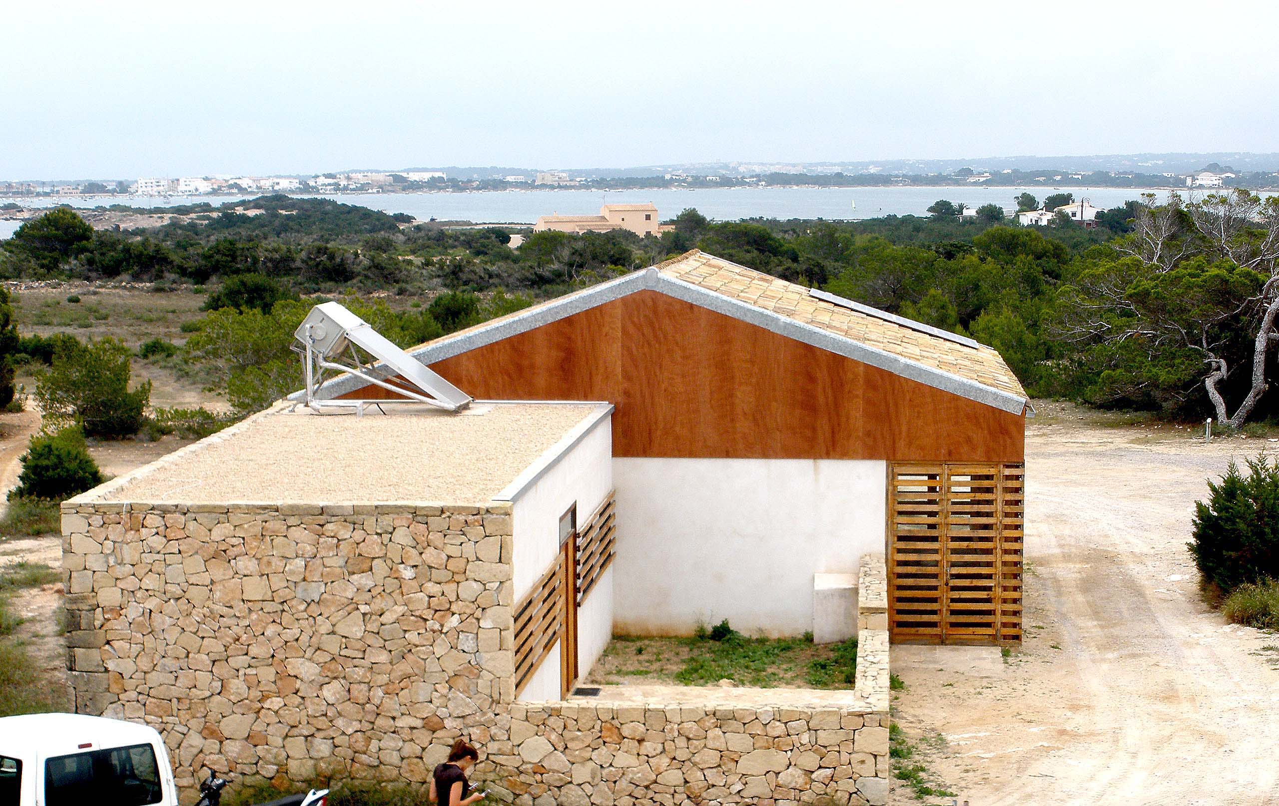 Anexos Ctro. de Interpr. Formentera