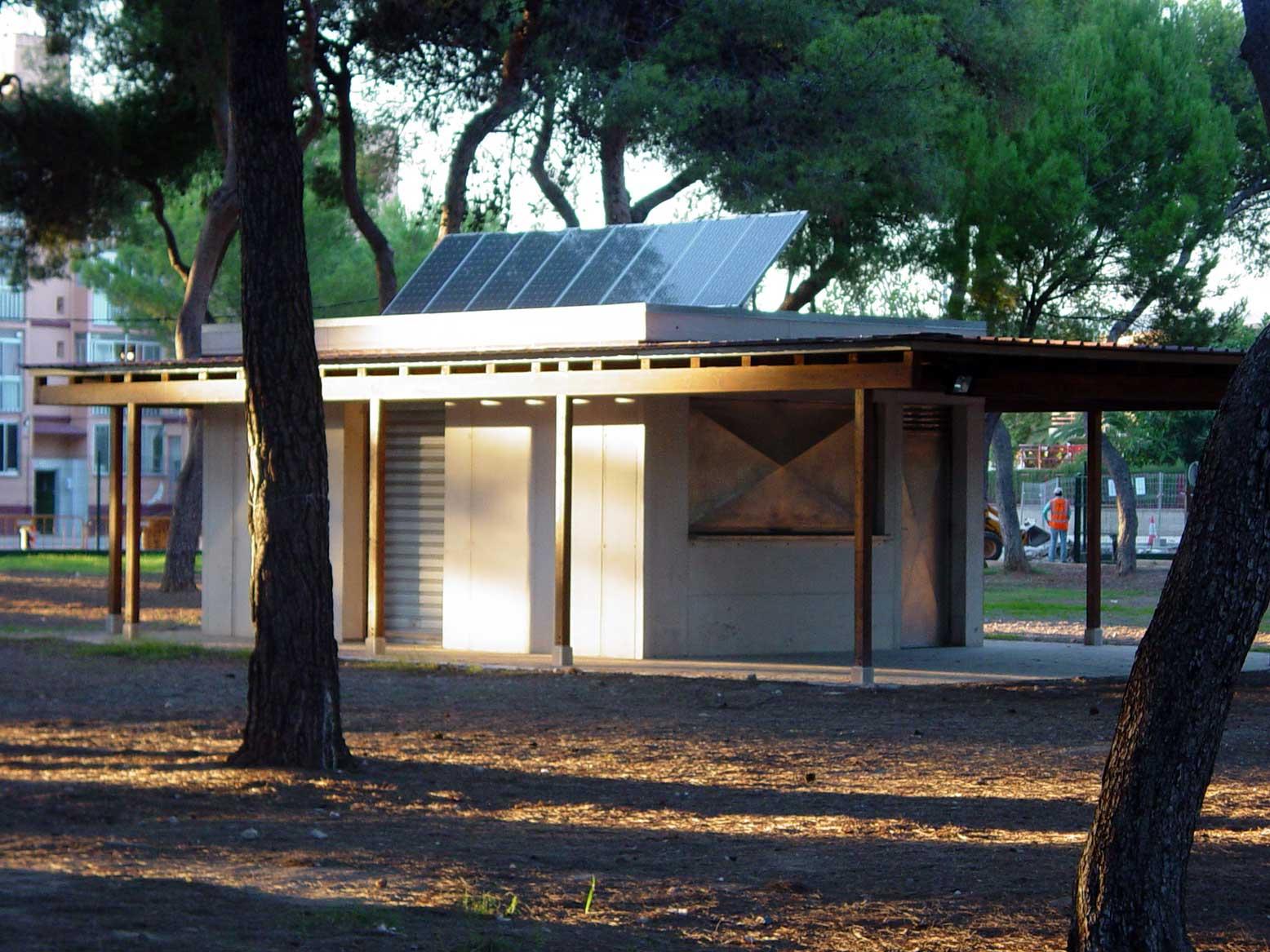 Parque del Pinar Castellón