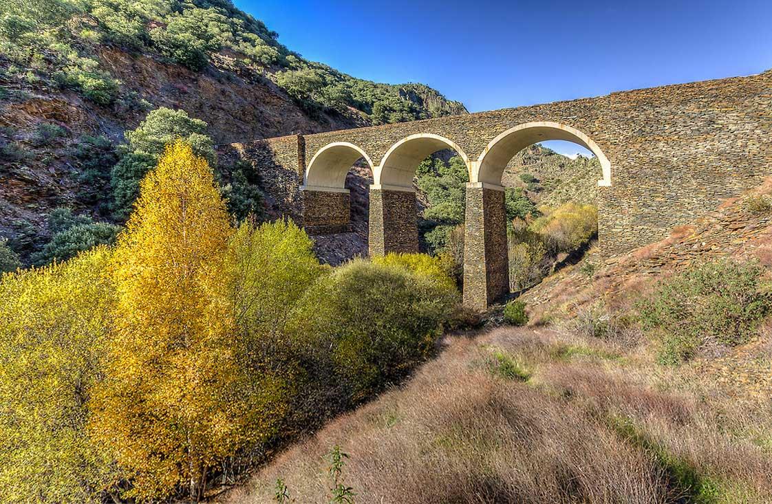 Puente en Guadalajara