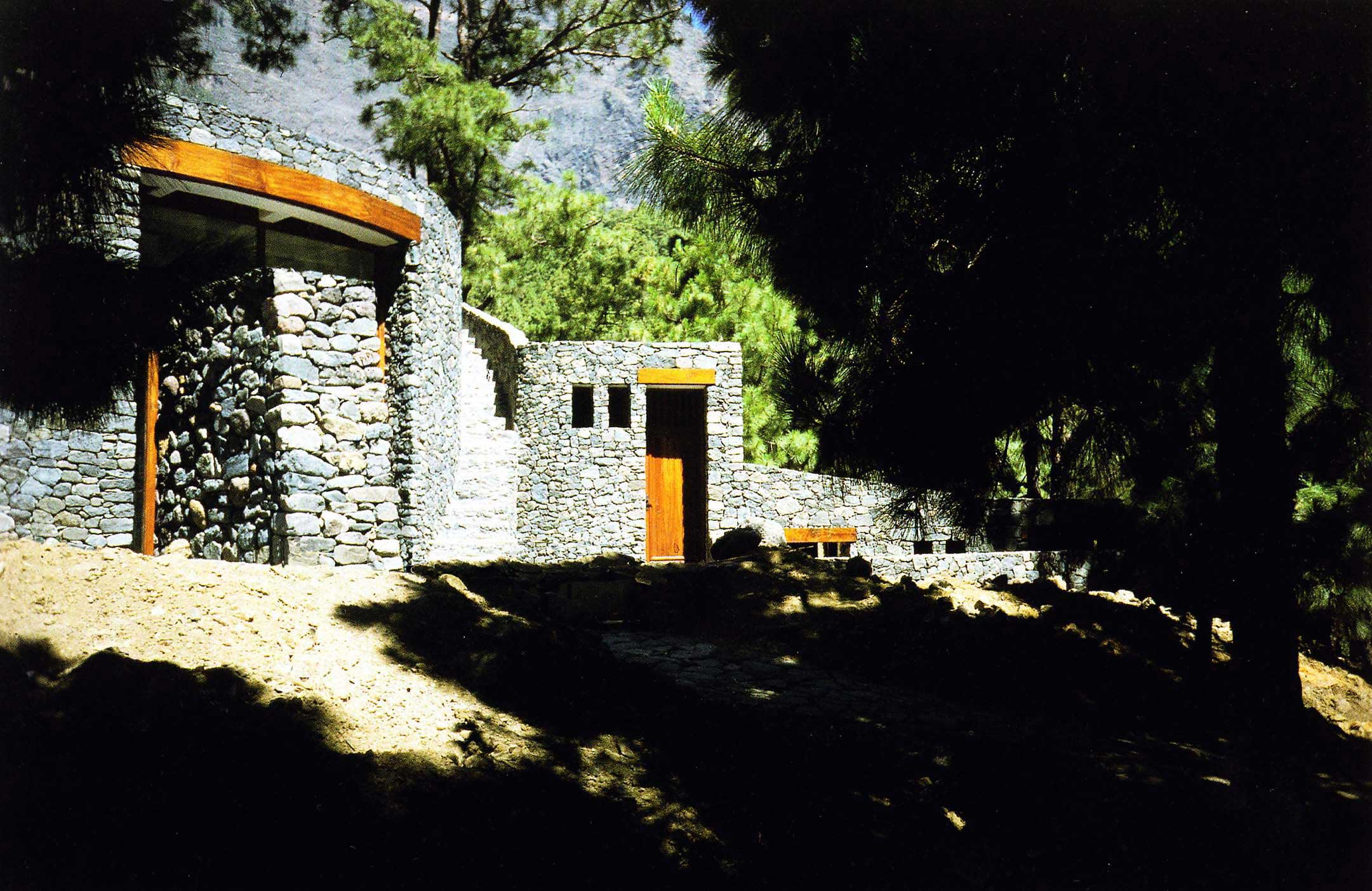 Centro Servicios Caldera Taburiente