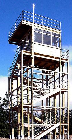 Torre de Observación de Incendios