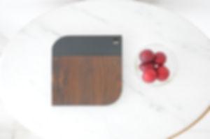 tábua de servir madeira