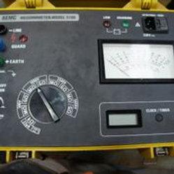 AEMC , Megohm Meter 5KV (including test leads)