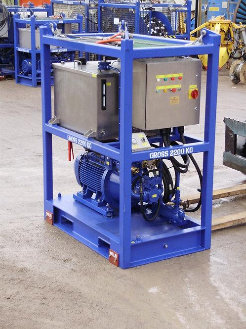 63kW Electric HPU