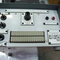 Voltage & Current Monitoring PCB test Unit