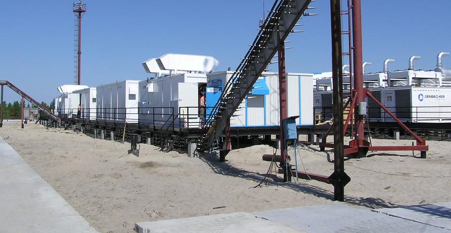 ГПЭС 10 МВт