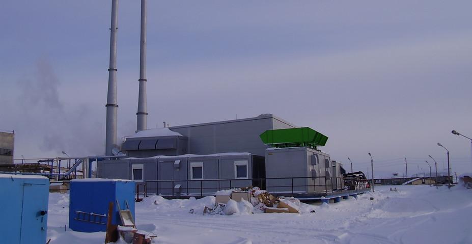 ГПЭС Котельной 3,6 МВт