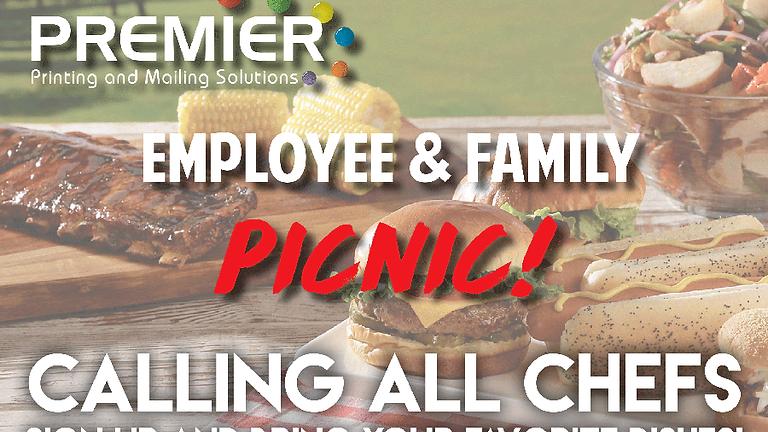 Premier Employee & Family Picnic