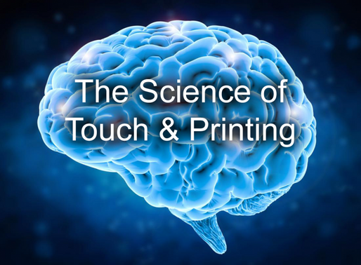 Haptics: The Science of Touch & Printing