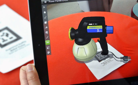 Augmented Reality and Direct Mail