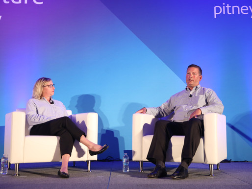2019 Pitney Bowes Annual Sales Meeting