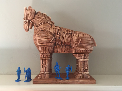 Building the Trojan Horse and getting a 35% response rate