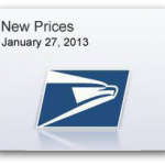 First-Class Postage Increased Jan 27 2013!!