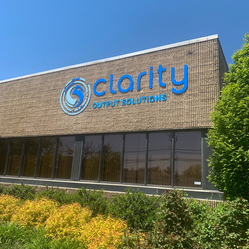 Company Rebranded Clarity Output Solutions