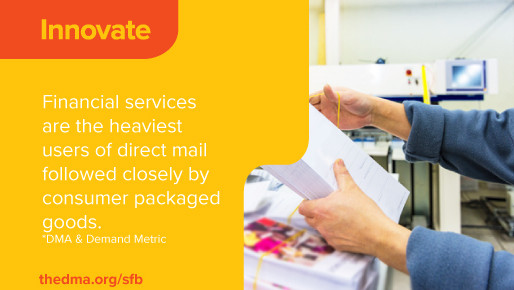 DMA (Data & Marketing Association) Reports Direct Mail has Highest Response Rates