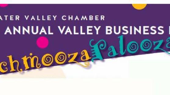 2018 Schmooza Palooza aka Valley Business Expo Apr 18th, 2018   2:30 PM - 6:30 PM
