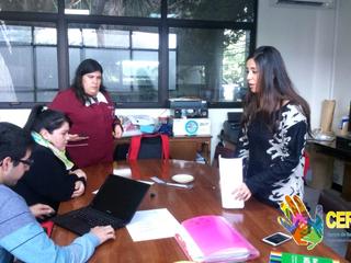 Estudiantes de CERETI desarrollan taller en conjunto con Clínica Psicológica de la Universidad Autón