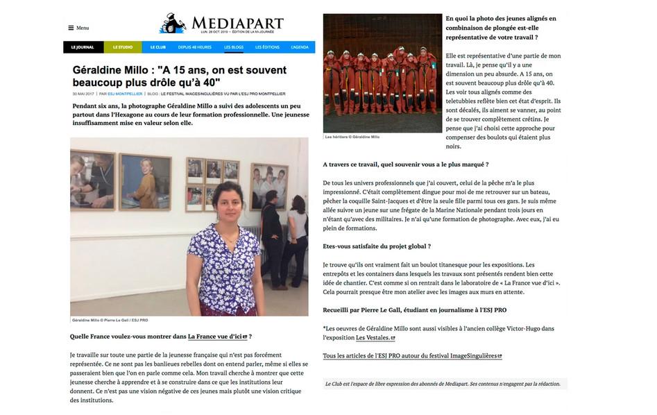 Mediapart, 2017