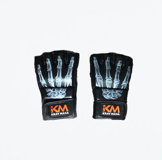New! MMA Gloves (Leather)