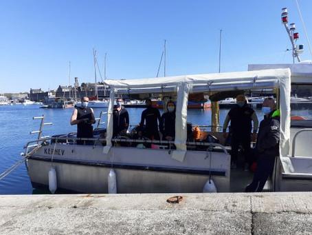 Reprise de la Plongée Sous Marine au CPC