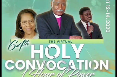 2019 FJI Holy Convocation