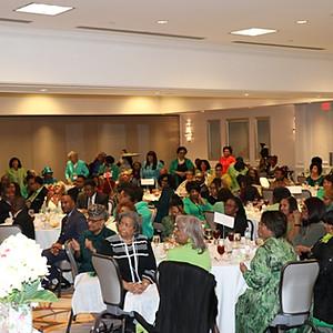 2019 Women's Retreat - Dinner