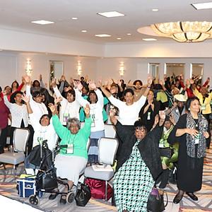 2019 - Women's Retreat - Sat Pt2