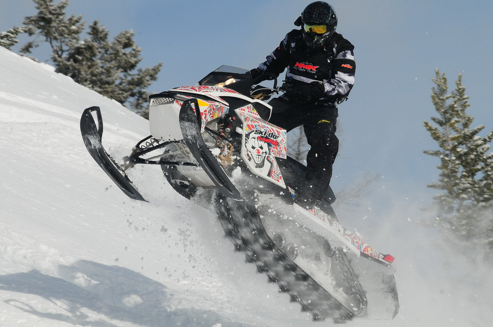 snowmobile pre-season
