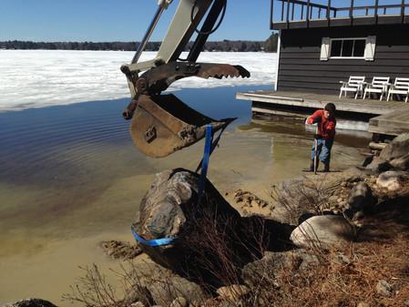 Muskoka Lakes - Excavation