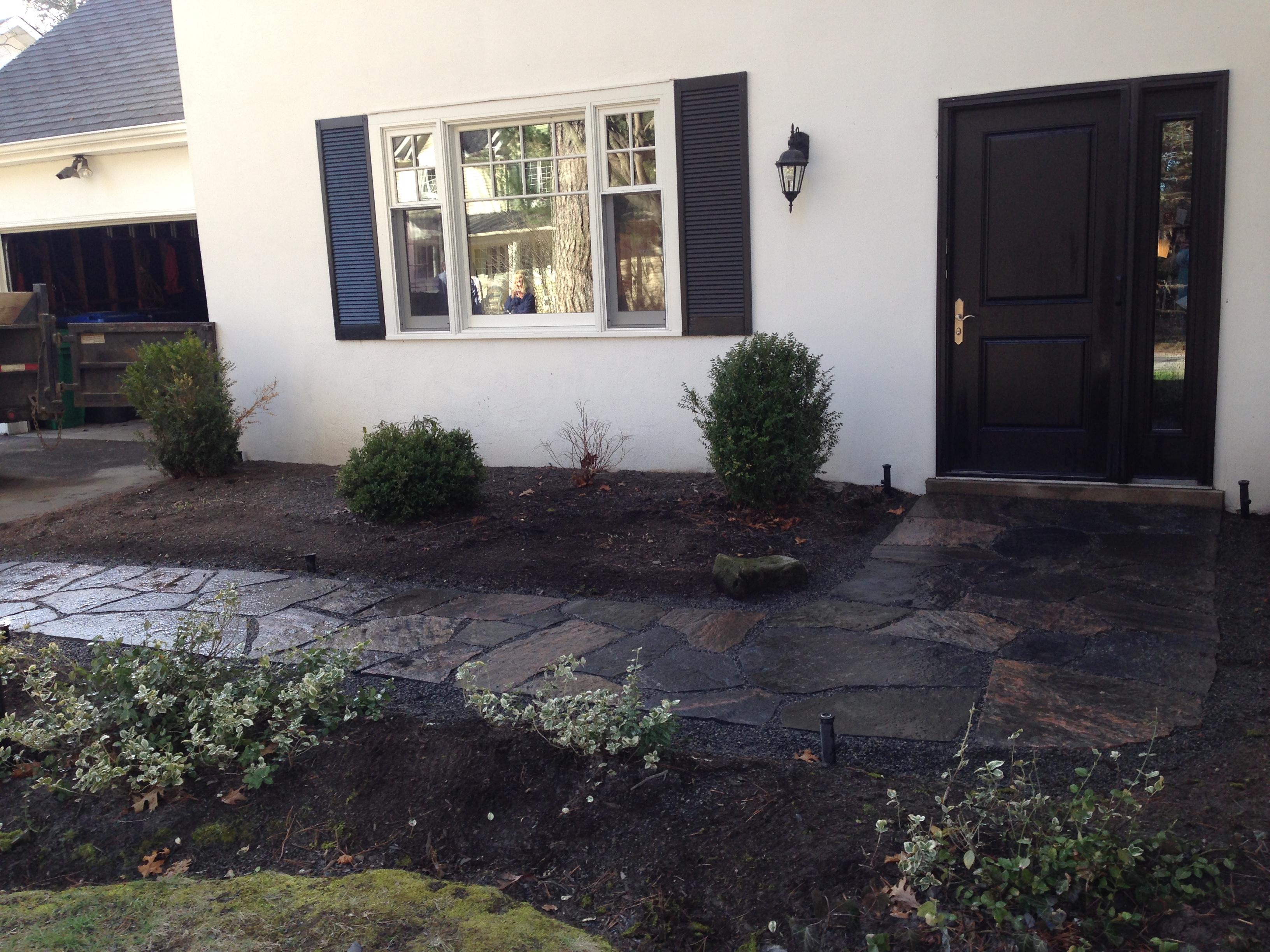 Walkway - Muskoka Granite