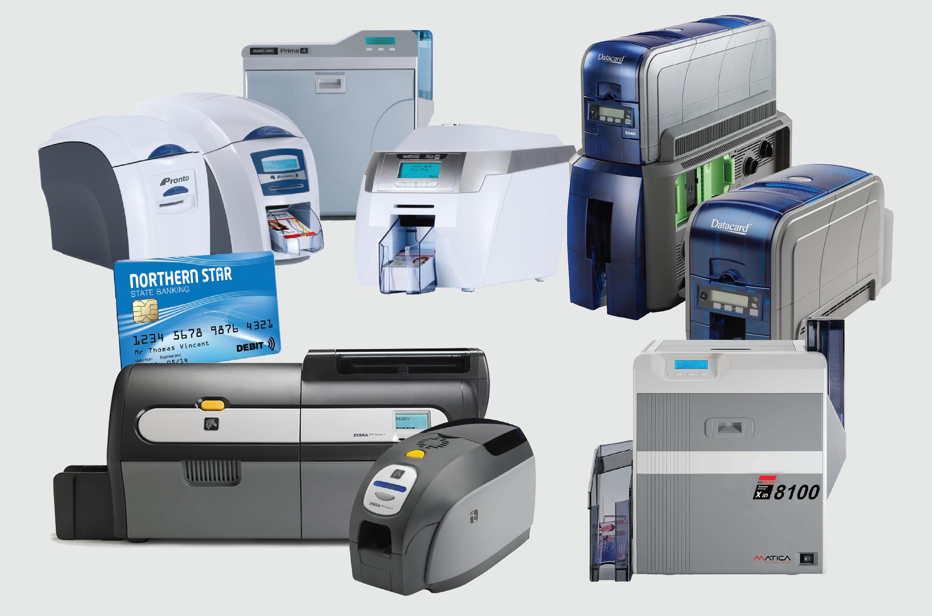 Impresoras de Carné