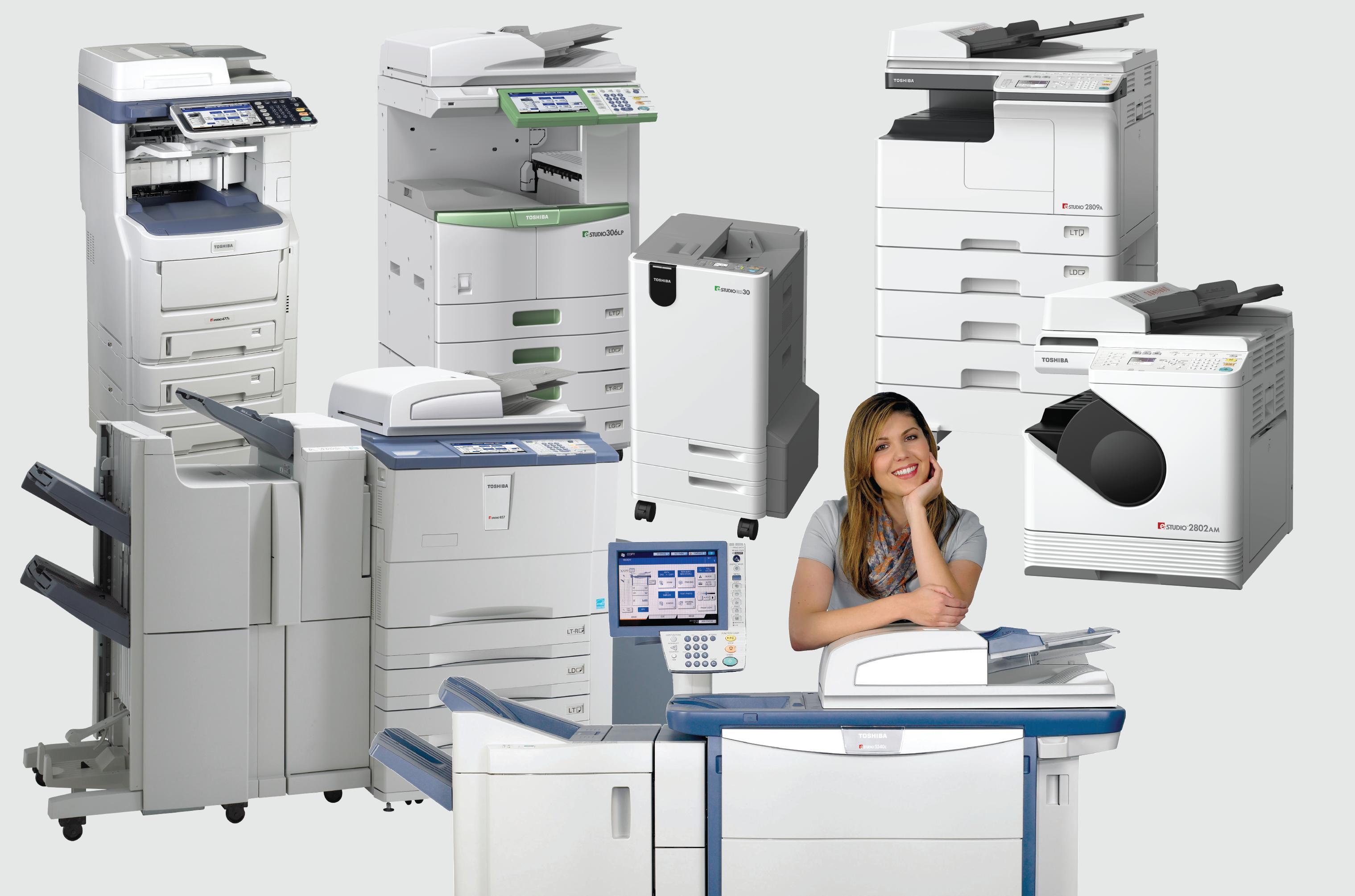 Fotocopiadoras Nuevas