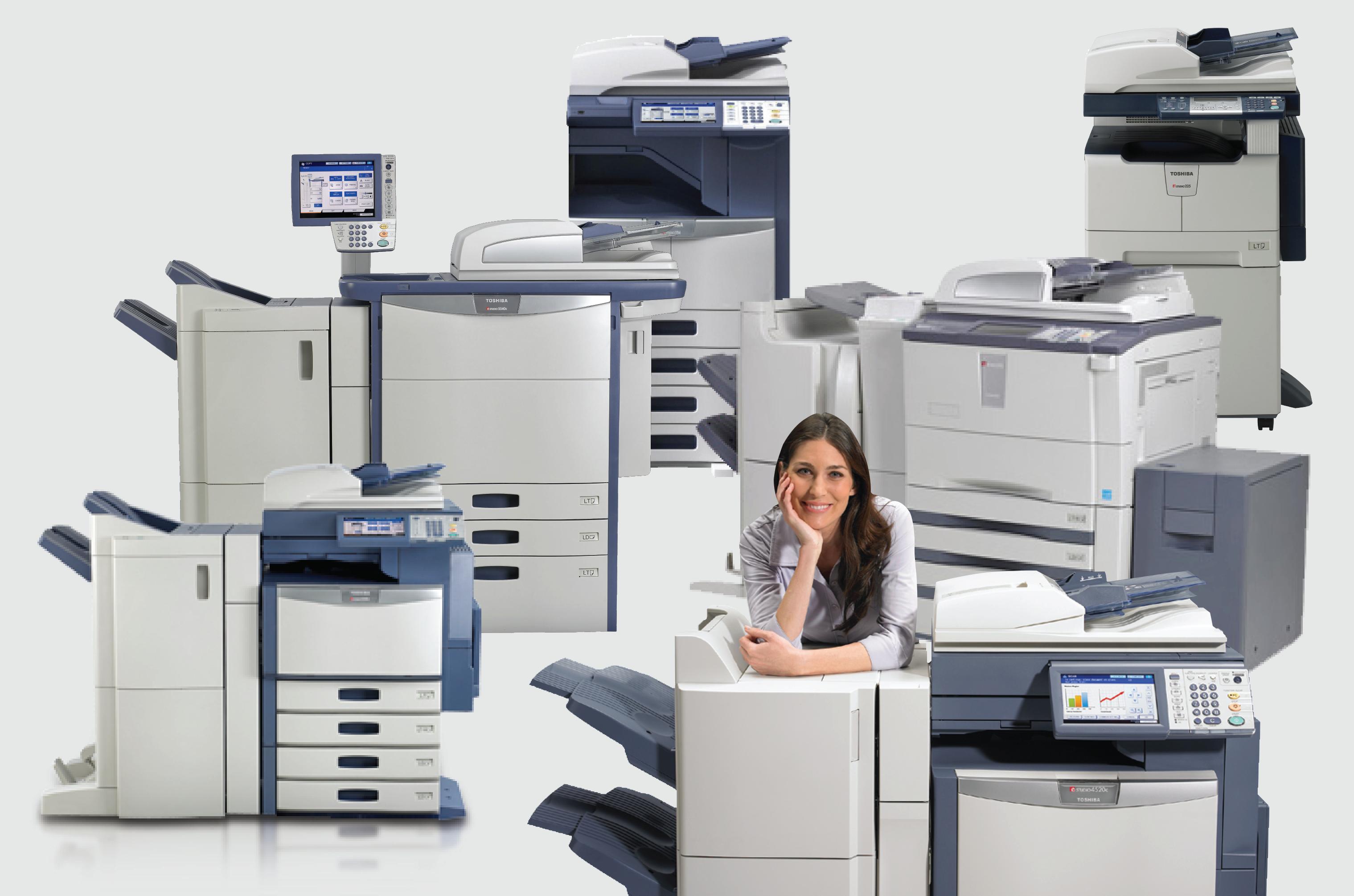 Fotocopiadoras Usadas