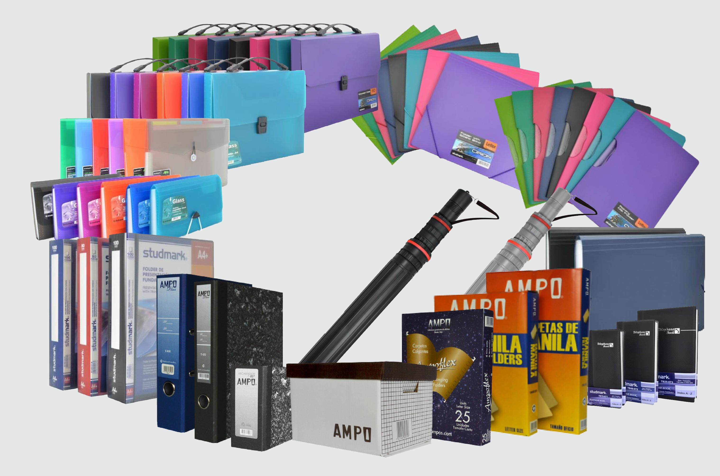 Archivos y Accesorios