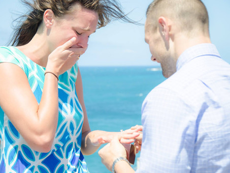 A Chance Meeting leads to a Marriage Proposal