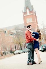 Custom Engagement Ring Couple