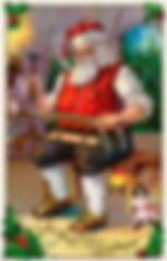 Santa Toy maker