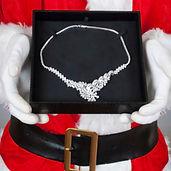 Diamonds from Santa